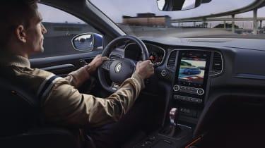2020 Renault Megane RS Line - interior