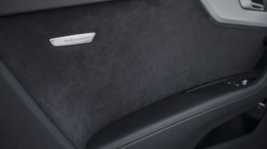 2020 Audi RS5 Coupe - door interior card