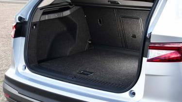 Skoda Enyaq iV SUV boot