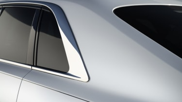 2020 Rolls-Royce Ghost - rear quarter panel