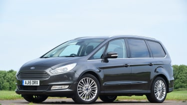 The Ford Galaxy is the largest MPV in Ford's extensive people-carrier range