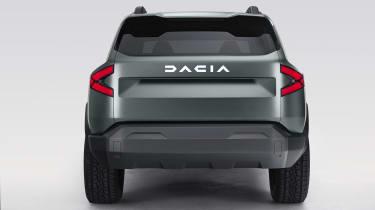 Dacia Bigster SUV