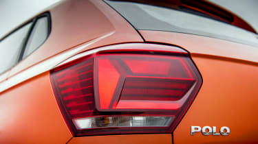 Volkswagen Polo tail-light