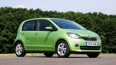 Skoda Citigo - Best First Car