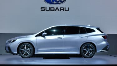 2020 Subaru Levorg - side view