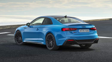 2020 Audi RS5 Coupe - rear 3/4 static