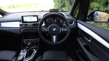 BMW 2 Series Active Tourer MPV interior