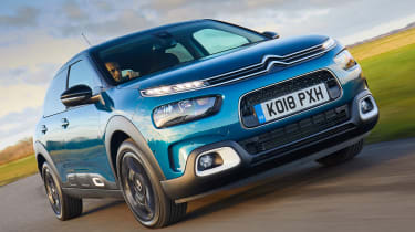 The Cactus has been given a more mature look to differentiate it from new Aircross models