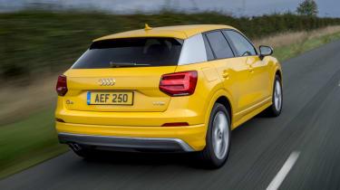 Audi Q2 - rear 3/4