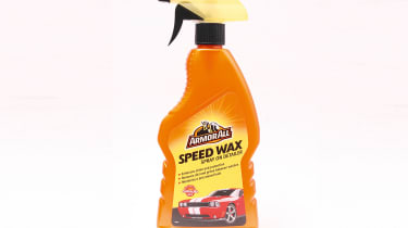 Armor All car spray wax