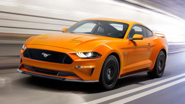 The new Ford Mustang brings more performance and improvements in safety
