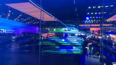 2021 Volkswagen ID.4 - Rear view at Frankfurt