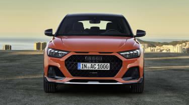 Audi A1 Citycarver front