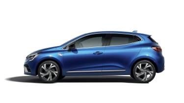 2020 Renault Clio E-Tech - Side view