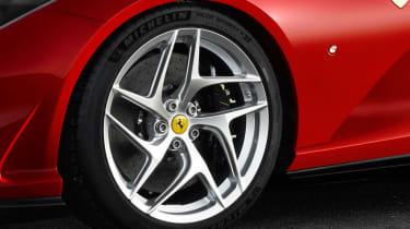 20in alloy wheels hide huge brake discs