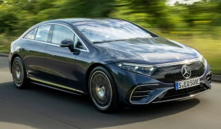 Mercedes EQS hatchback