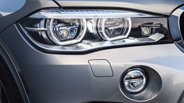 Adaptive LED headlights automatically adjust for oncoming traffic and different driving conditions