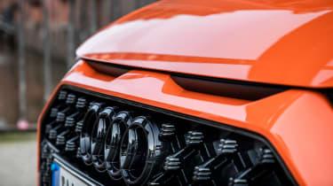 Audi A1 Citycarver hatchback upper grille
