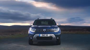 Dacia Duster Prestige front static