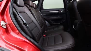 Mazda CX-5 SUV rear seats