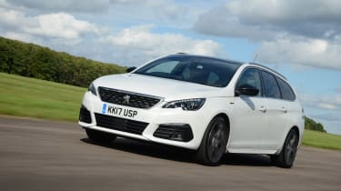 It has plenty of rivals like the Volkswagen Golf Estate, Kia Cee'd SW, Ford Focus Estate and SEAT Leon ST