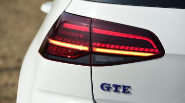 The rear lamps have been updated with sequential indicators