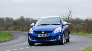 Suzuki Swift front