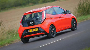 It's good to drive and its small three-cylinder engine is economical