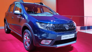 The Dacia Sandero Stepway offers very impressive value for money.