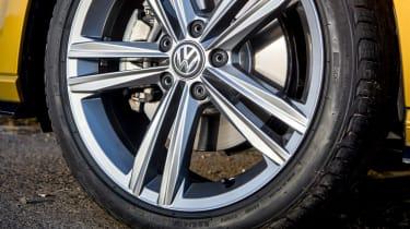 Volkswagen Golf hatchback alloy wheels