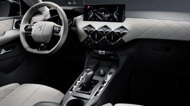 DS 3 Crossback interior