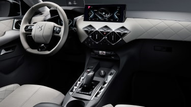 DS 3 Crossback interior