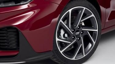 2020 Hyundai i30 N Line alloy wheel