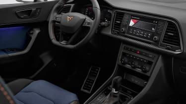 Cupra Ateca Special Edition interior