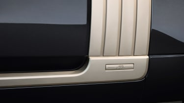 Range Rover Fifty side gills
