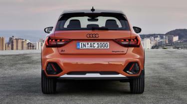 Audi A1 Citycarver rear end
