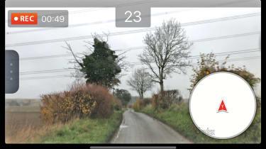 RoadAR Smart Dashcam