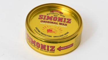Best car wax - Simoniz Original