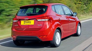 Hyundai ix20 rear