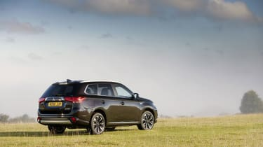 It's one of the few SUVs to offer this technology and is competitively priced