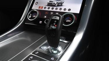 Range Rover Sport SUV gearlever