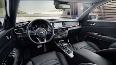 The update brings tweaks to the exterior styling and improved driver assistance features