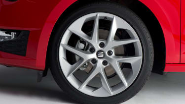 SEAT Leon alloy wheel option