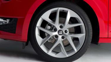 SEAT Leon alloy wheel option