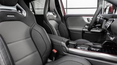 Mercedes-AMG GLA 35 seats