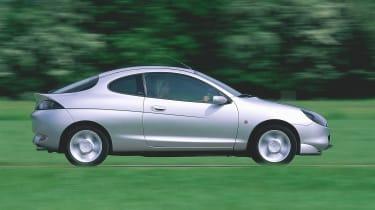 1997 Ford Puma - side panning