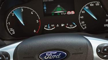 Ford Tourneo Connect MPV dashboard