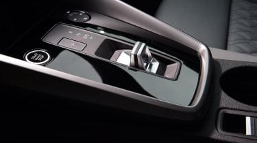 Audi A3 saloon centre console