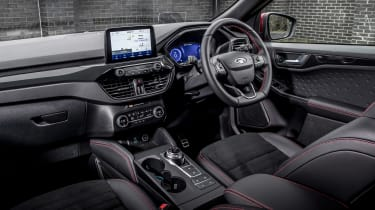 Ford Kuga Plug-in Hybrid dashboard