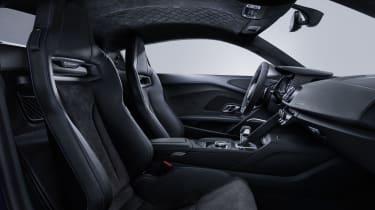 2019 Audi R8 Coupe interior